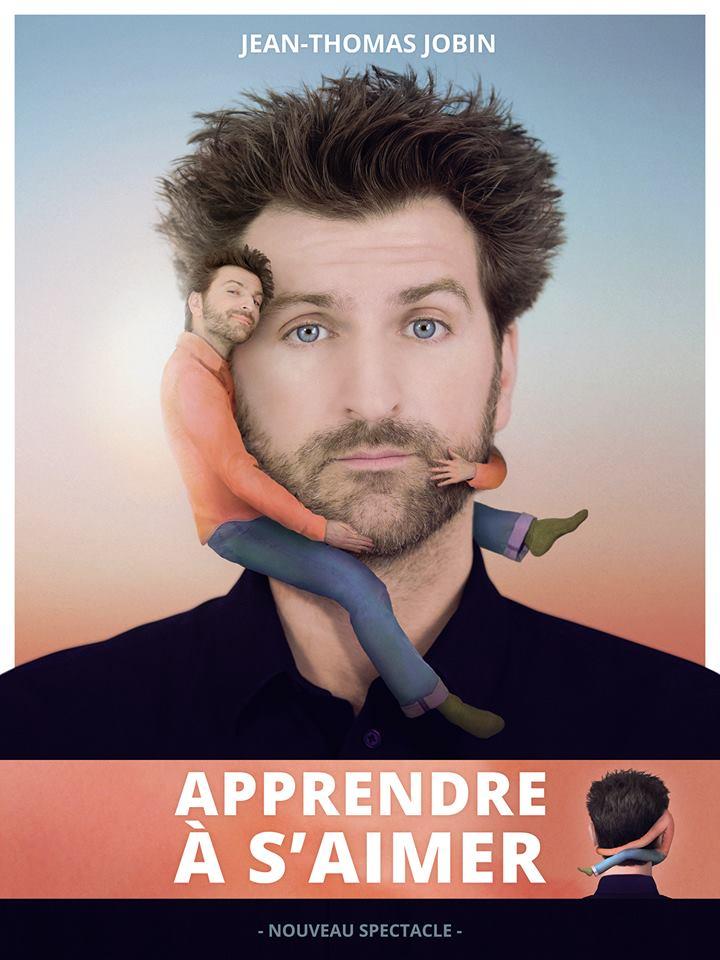 Le spectacle APPRENDRE À S'AIMER de Jean-Thomas Jobin, en nomination au Gala des Olivier dans 3 catégories!